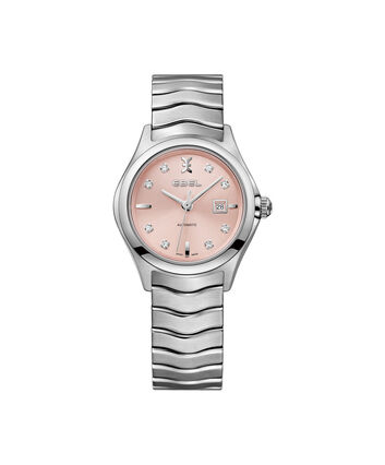 EBEL EBEL Wave1216326 – Women's 30.0 mm automatic watch - Front view
