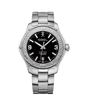 EBEL Discovery1216428 – Men's 41.0 mm bracelet watch - Front view