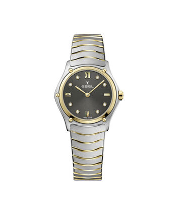 EBEL EBEL Sport Classic1216419A – Women's 29 mm bracelet watch - Front view
