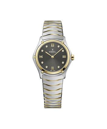 EBEL EBEL Sport Classic1216419A – Montre bracelet de 29mm pour femmes - Front view