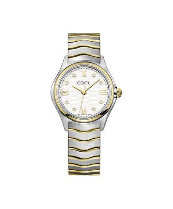 EBEL EBEL Wave1216415 – Montre bracelet de 30mm pour femmes - Front view