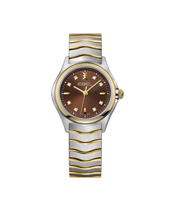 EBEL EBEL Wave1216318 – Women's 30.0 mm bracelet watch - Front view