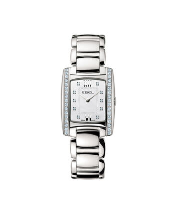 EBEL Brasilia1215607 – Women's 23.7 mm bracelet watch - Front view