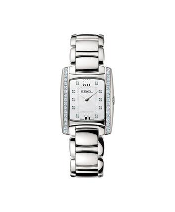 EBEL EBEL Brasilia1215607 – Montre bracelet de 23,7mm pour femmes - Front view