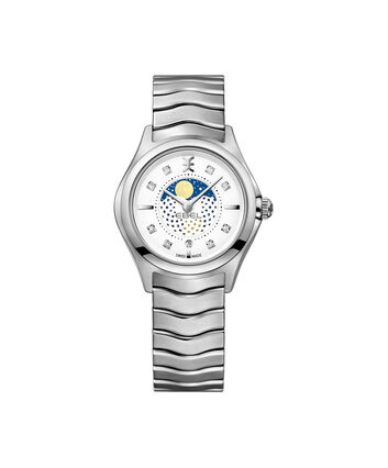 EBEL EBEL Wave Lady1216372 – Women's 30 mm bracelet watch - Front view