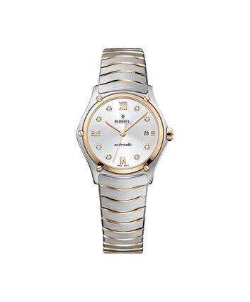 EBEL EBEL Sport Classic1216429A – Women's 29 mm bracelet watch - Front view