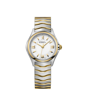 EBEL EBEL Wave1216375 – Damen-Armbanduhr, 30 mm - Front view