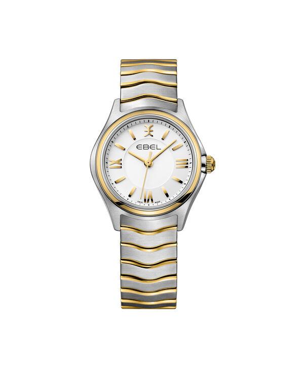 EBEL EBEL Wave1216375 – Montre bracelet de 30mm pour femmes - Front view
