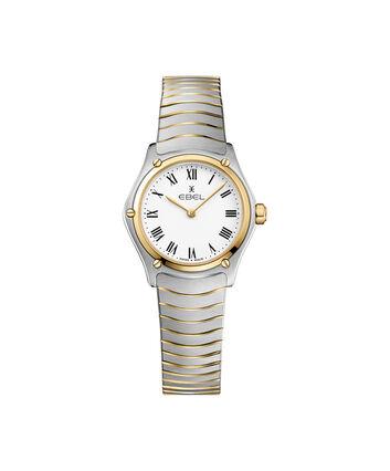 EBEL EBEL Sport Classic1216384 – Montre bracelet de 24mm pour femmes - Front view