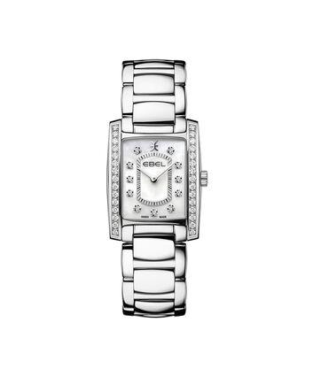 EBEL EBEL Brasilia1216463 – Women's 22.90mm x 30.00mm bracelet watch - Front view