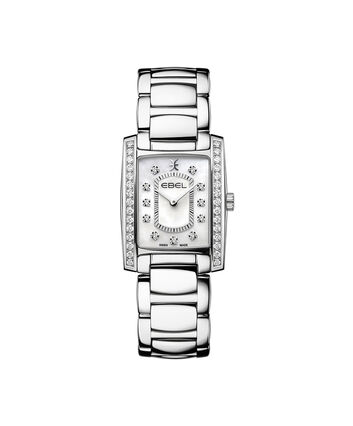 EBEL EBEL Brasilia1216463 – Women's 22.90mm x 30.00mm bracelet watch - Front view