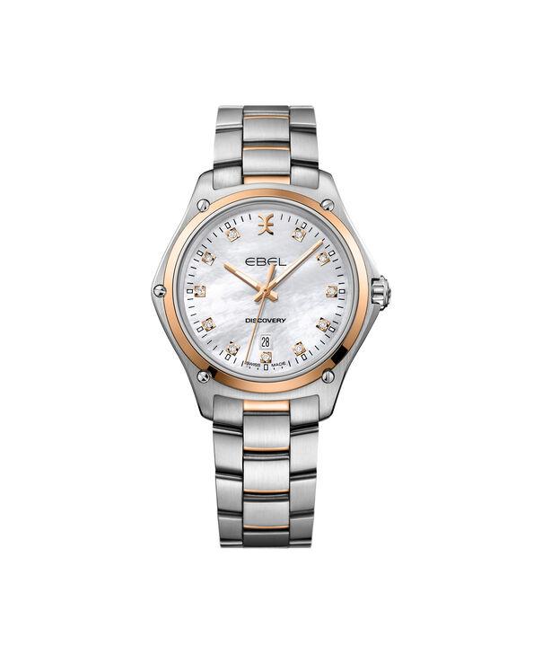 EBEL Discovery1216397 – Women's 33.0 mm bracelet watch - Front view
