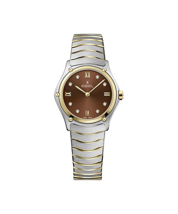 EBEL EBEL Sport Classic1216445A – Women's 29 mm bracelet watch - Front view