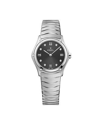 EBEL EBEL Sport Classic1216416 – Montre bracelet de 29mm pour femmes - Front view