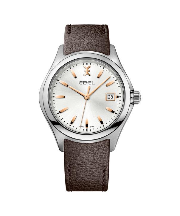 EBEL EBEL Wave1216330 – Men's 40.0 mm strap watch - Front view