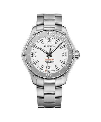 EBEL Discovery1216427 – Men's 41.0 mm bracelet watch - Front view