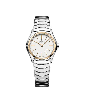 EBEL EBEL Sport Classic1216450A – Women's 29 mm bracelet watch - Front view