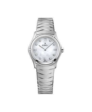 EBEL EBEL Sport Classic1216417A – Women's 29 mm bracelet watch - Front view