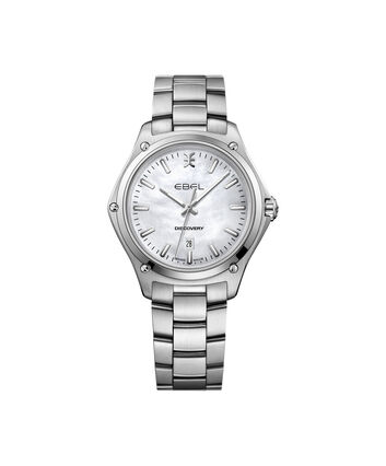 EBEL Discovery1216393 – Damen-Armbanduhr, 33 mm - Front view