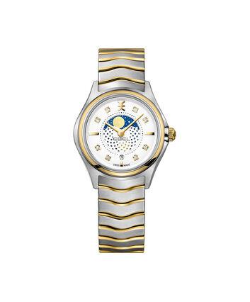 EBEL EBEL Wave Lady1216373 – Montre bracelet de 30mm pour femmes - Front view