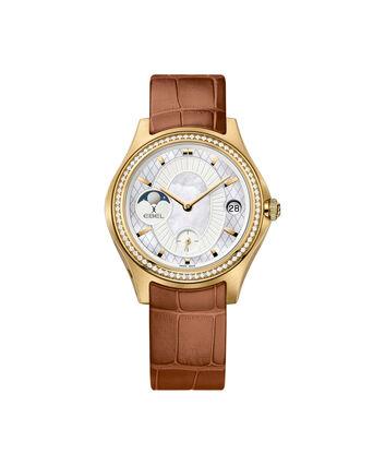 EBEL La Maison EBEL Limitierte Edition1216348 – Montre-bracelet de 35mm pour femmes - Front view