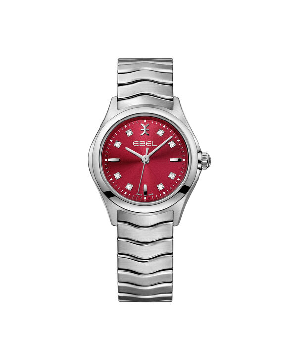 EBEL EBEL Wave1216381 – Women's 30.0 mm automatic watch - Front view