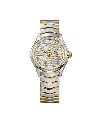 EBEL EBEL Wave1216284 – Montre bracelet de 30mm pour femmes - Front view