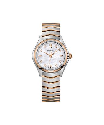 EBEL EBEL Wave1216324 – Montre bracelet de 30mm pour femmes - Front view