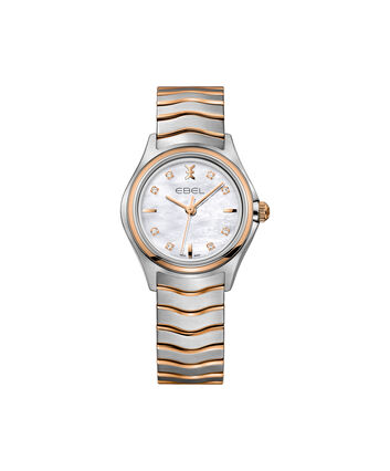EBEL EBEL Wave1216324 – Women's 30.0 mm bracelet watch - Front view