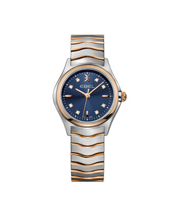 EBEL EBEL Wave1216379 – Damen-Armbanduhr, 30 mm - Front view