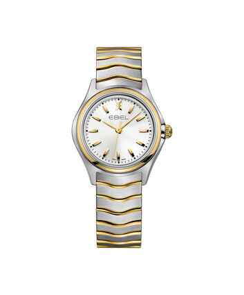 EBEL EBEL Wave1216195 – Women's 30.0 mm bracelet watch - Front view