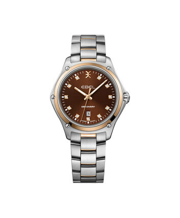 EBEL Discovery1216425 – Damen-Armbanduhr, 33 mm - Front view