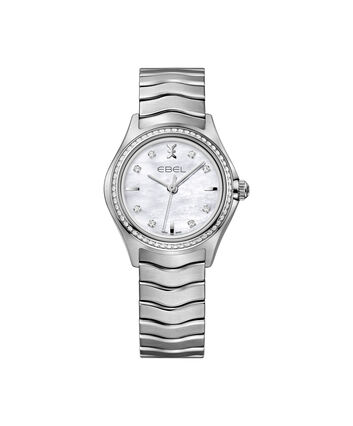 EBEL EBEL Wave1216194 – Women's 30.0 mm bracelet watch - Front view