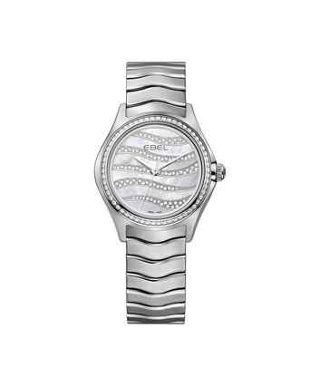 EBEL EBEL Wave1216270 – Women's 30.0 mm bracelet watch - Front view