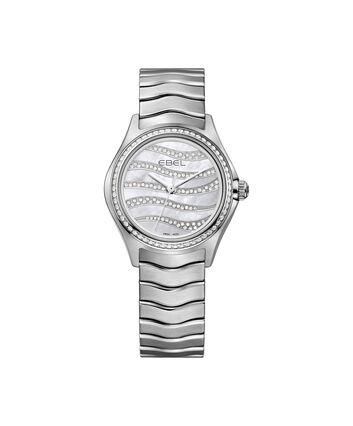 EBEL EBEL Wave1216270 – Montre bracelet de 30mm pour femmes - Front view
