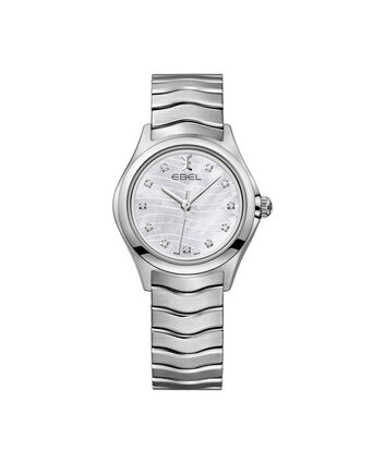 EBEL EBEL Wave1216267 – Damen-Armbanduhr, 30 mm - Front view