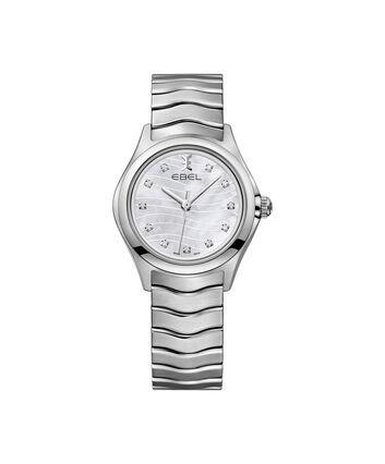 EBEL EBEL Wave1216267 – Montre bracelet de 30mm pour femmes - Front view