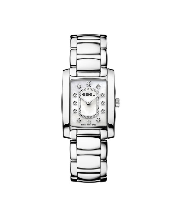 EBEL EBEL Brasilia1216462 – Women's 22.90mm x 30.00mm bracelet watch - Front view