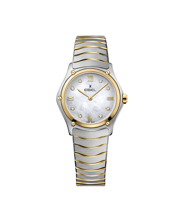 EBEL | Women's Watch EBEL Sport Classic, Two-toned Stainless Steel Watch