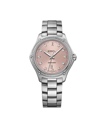 EBEL Discovery1216426 – Damen-Armbanduhr, 33 mm - Front view