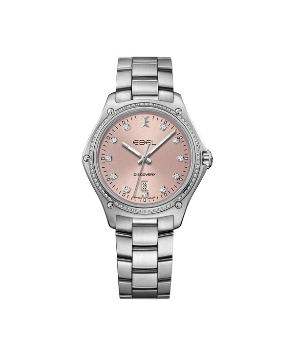 EBEL Discovery1216426 – Women's 33.0 mm bracelet watch - Front view