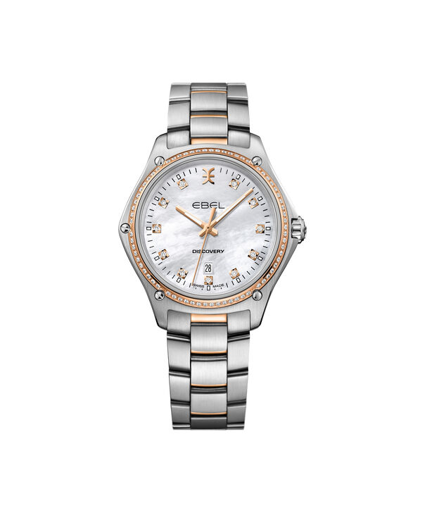 EBEL Discovery1216398 – Damen-Armbanduhr, 33 mm - Front view