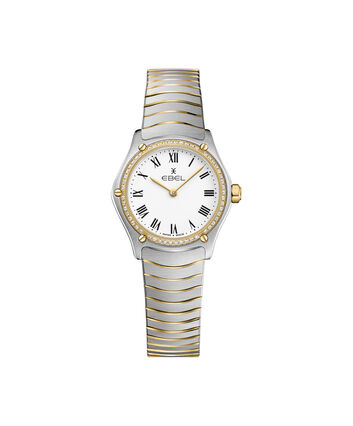 EBEL EBEL Sport Classic1216385 – Women's 24 mm bracelet watch - Front view