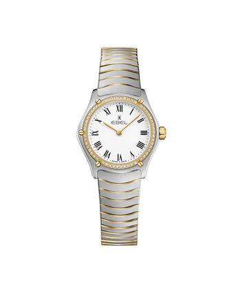 EBEL EBEL Sport Classic1216385 – Montre bracelet de 24mm pour femmes - Front view