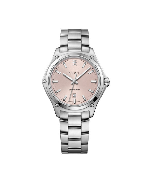 EBEL Discovery1216422 – Women's 33.0 mm bracelet watch - Front view