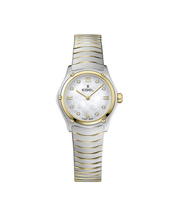 EBEL EBEL Sport Classic1216442A – Women's 24 mm bracelet watch - Front view