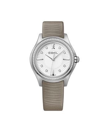 EBEL EBEL Wave1216297 – Montre bracelet de 35mm pour femmes - Front view