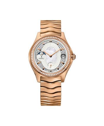 EBEL La Maison EBEL Limitierte Edition1216347 – Montre-bracelet de 35mm pour femmes - Front view