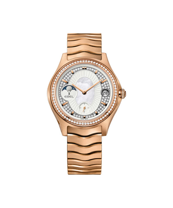EBEL La Maison EBEL Limited Edition1216347 – Women's 35.0 mm bracelet watch - Front view