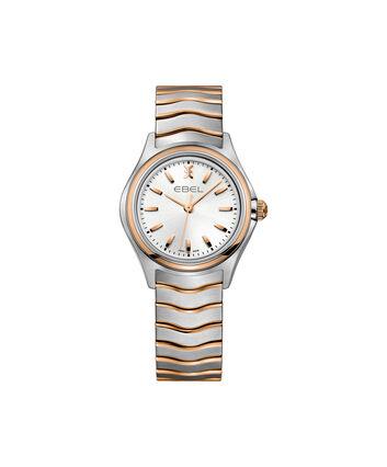 EBEL EBEL Wave1216323 – Montre bracelet de 30mm pour femmes - Front view